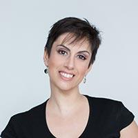 Serena Rossi docente di Medicina Tradizionale Cinese